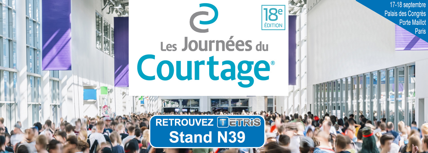 Tetris au salon du courtage 2019